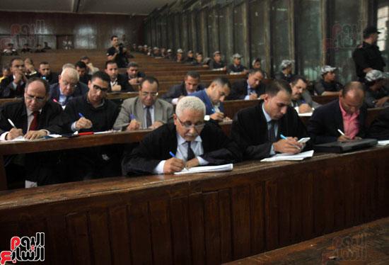 محاكمة المتهمين فى احداث العدوة  (16)