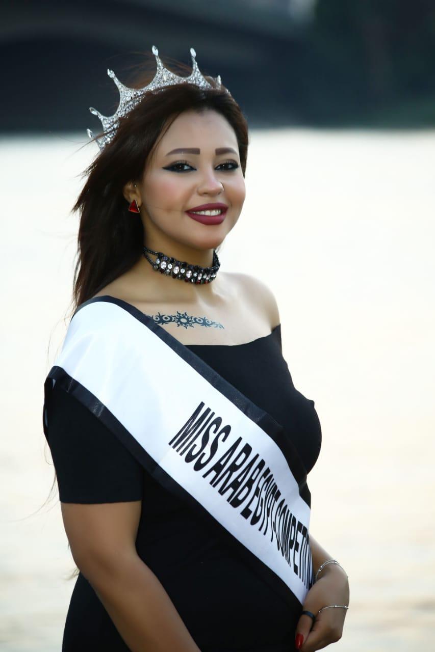 436fbd913 صور.. الجولة النيلية لملكات جمال العرب فى المنيل - اليوم السابع