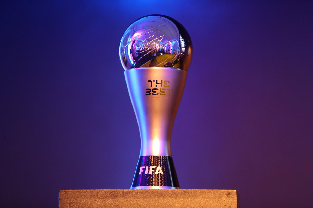 جائزة أفضل لاعب في العالم من الفيفا