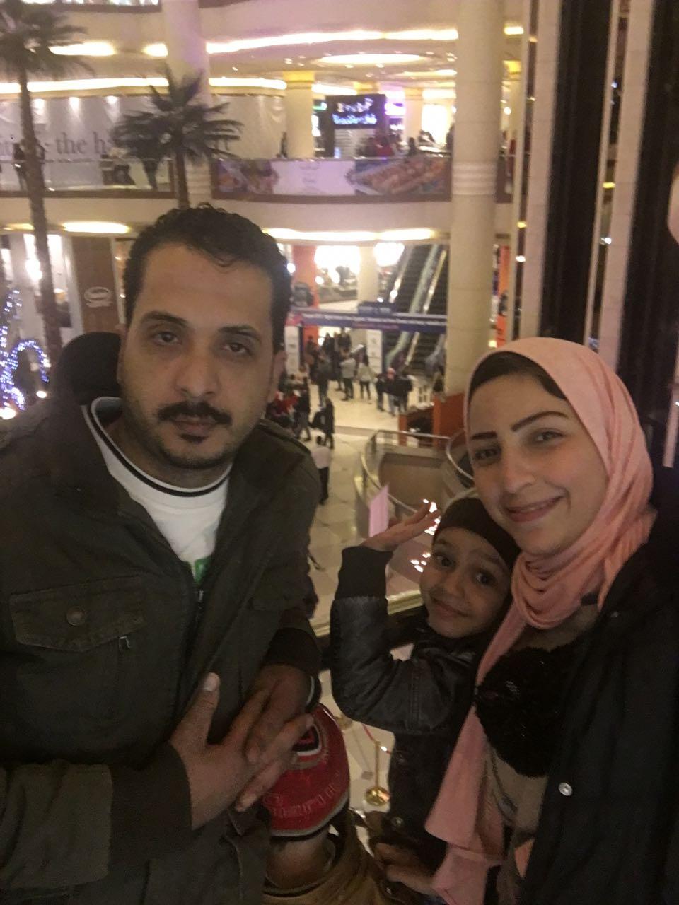 هبة ومحمد
