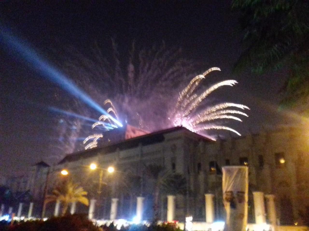 احتفالات الشعب السعودى بالعيد الوطنى (2)