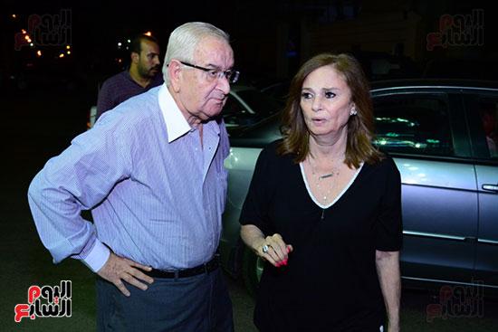 عزاء المخرج سمير خفاجى (46)