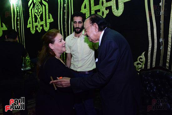 عزاء المخرج سمير خفاجى (31)