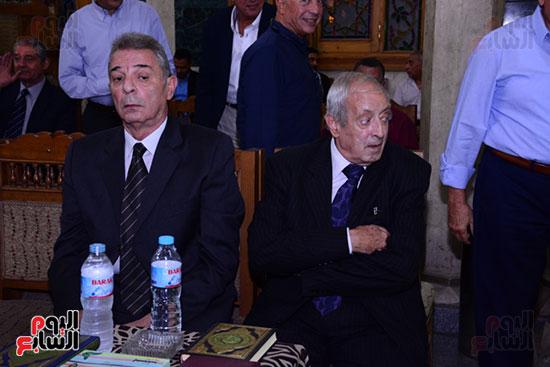 عزاء المخرج سمير خفاجى (49)