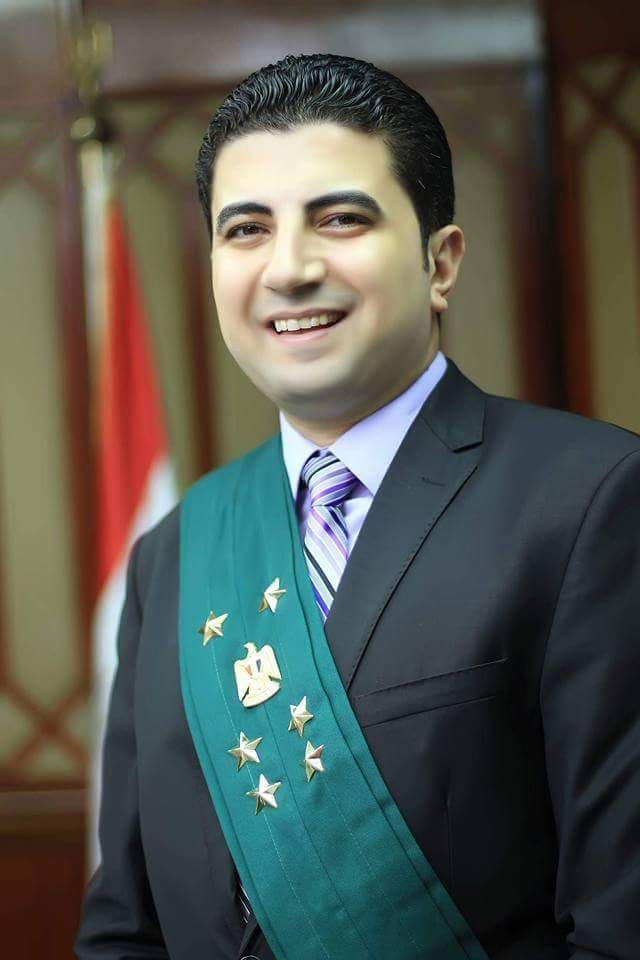 المستشار اسلام الشحات - عضو المحكمة الادارية للرئاسة