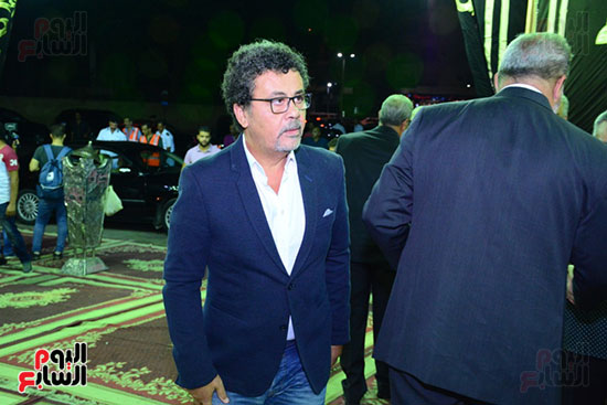 عزاء المخرج سمير خفاجى (24)