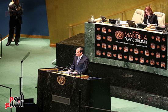 الرئيس السيسى بالامم المتحدة (4)