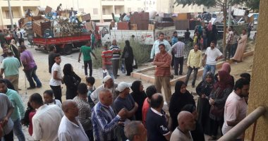 تسكين 20 أسرة من عين الصيرة بمدينة بدر