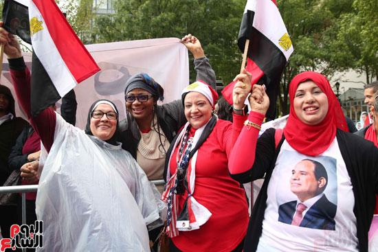 الجالية المصريه (4)