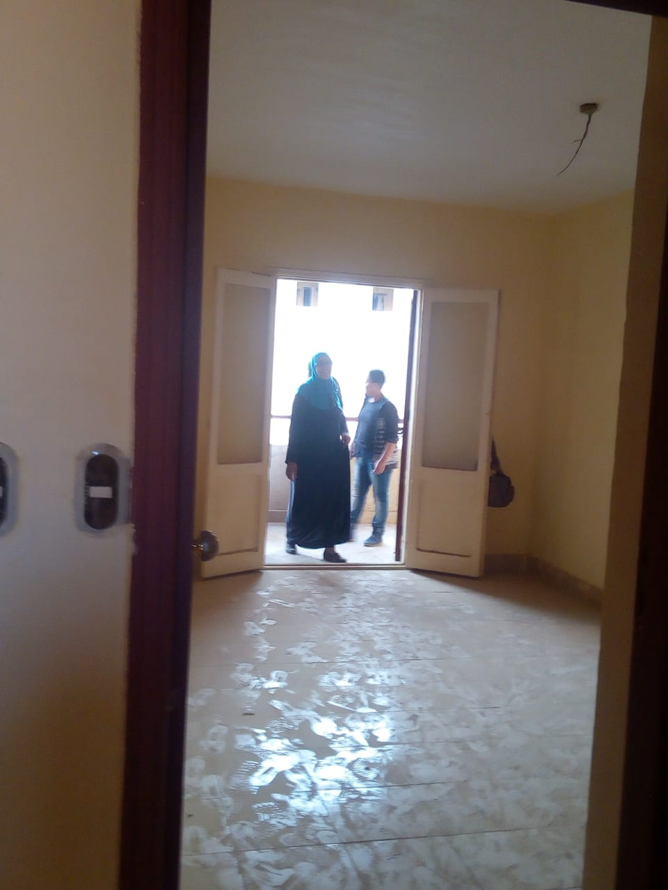 تسكين 20 أسرة من عين الصيرة بمدينة بدر (6)