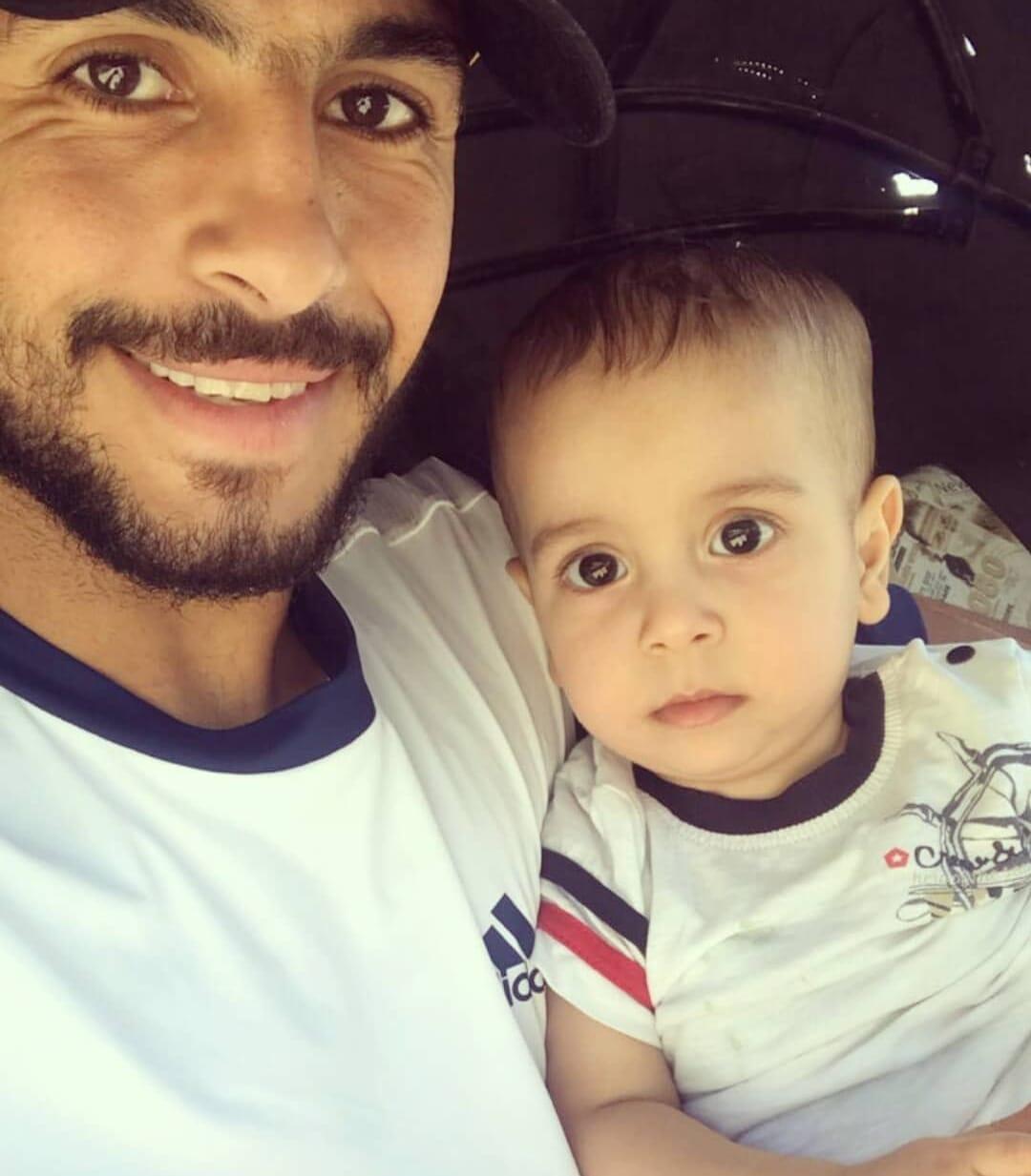 أيمن أشرف و ابنه فارس - Copy