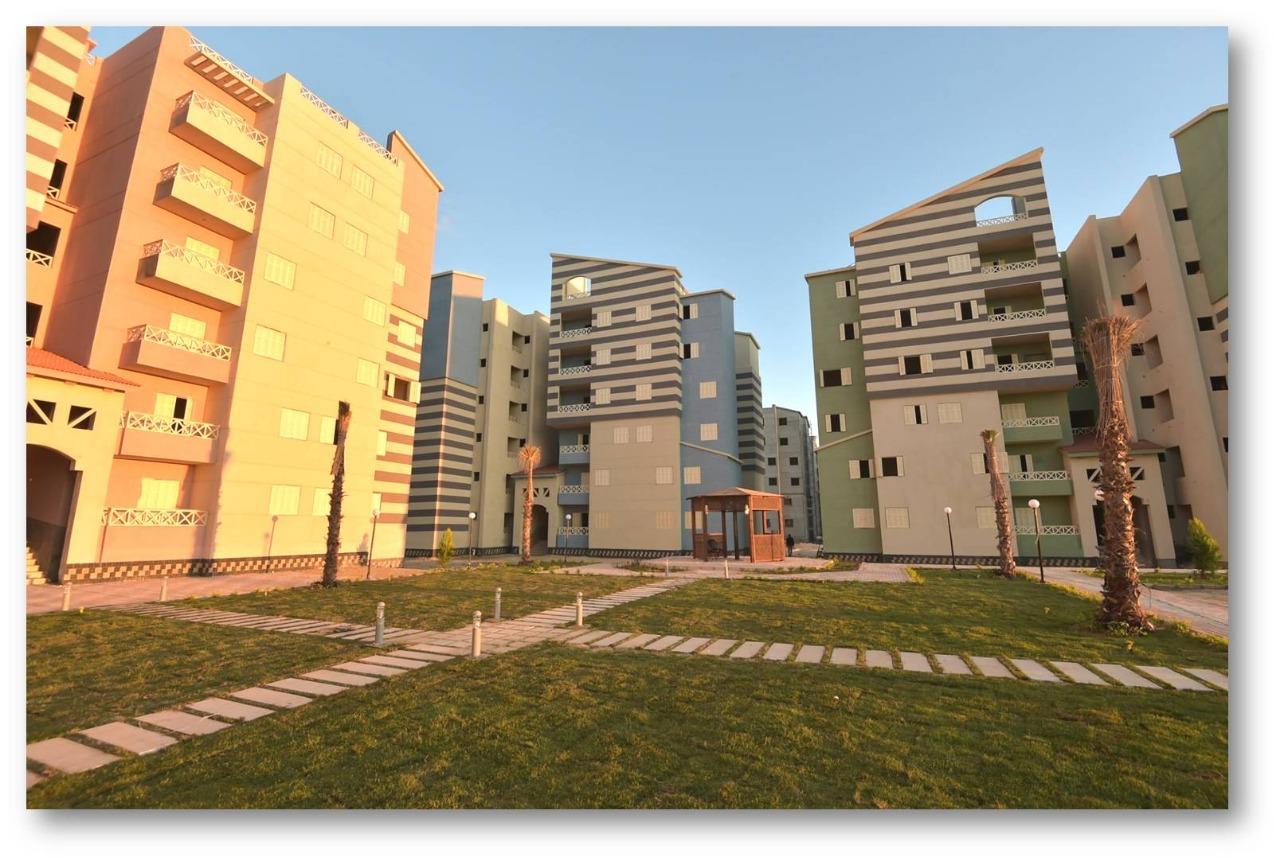 أول 500 وحدة سكنية نظام الاسكان المتميز بمدينة العلمين الجديدة  (9)