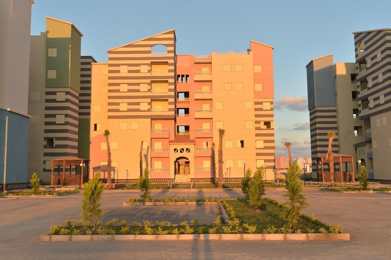 أول 500 وحدة سكنية نظام الاسكان المتميز بمدينة العلمين الجديدة  (10)