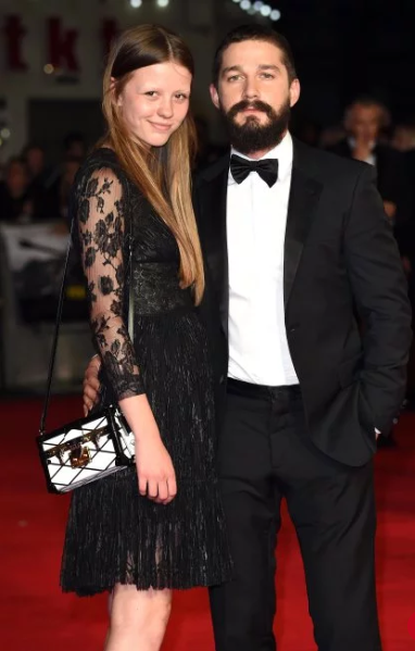 شيا وزوجته