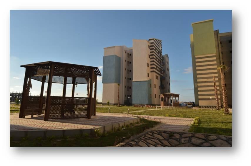 أول 500 وحدة سكنية نظام الاسكان المتميز بمدينة العلمين الجديدة  (5)