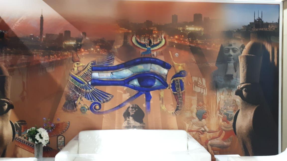 الجناح المصرى ضيف شرف معرض عمان للكتاب (5)