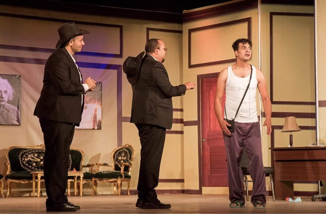 مسرحية أبو كبسولة (1)