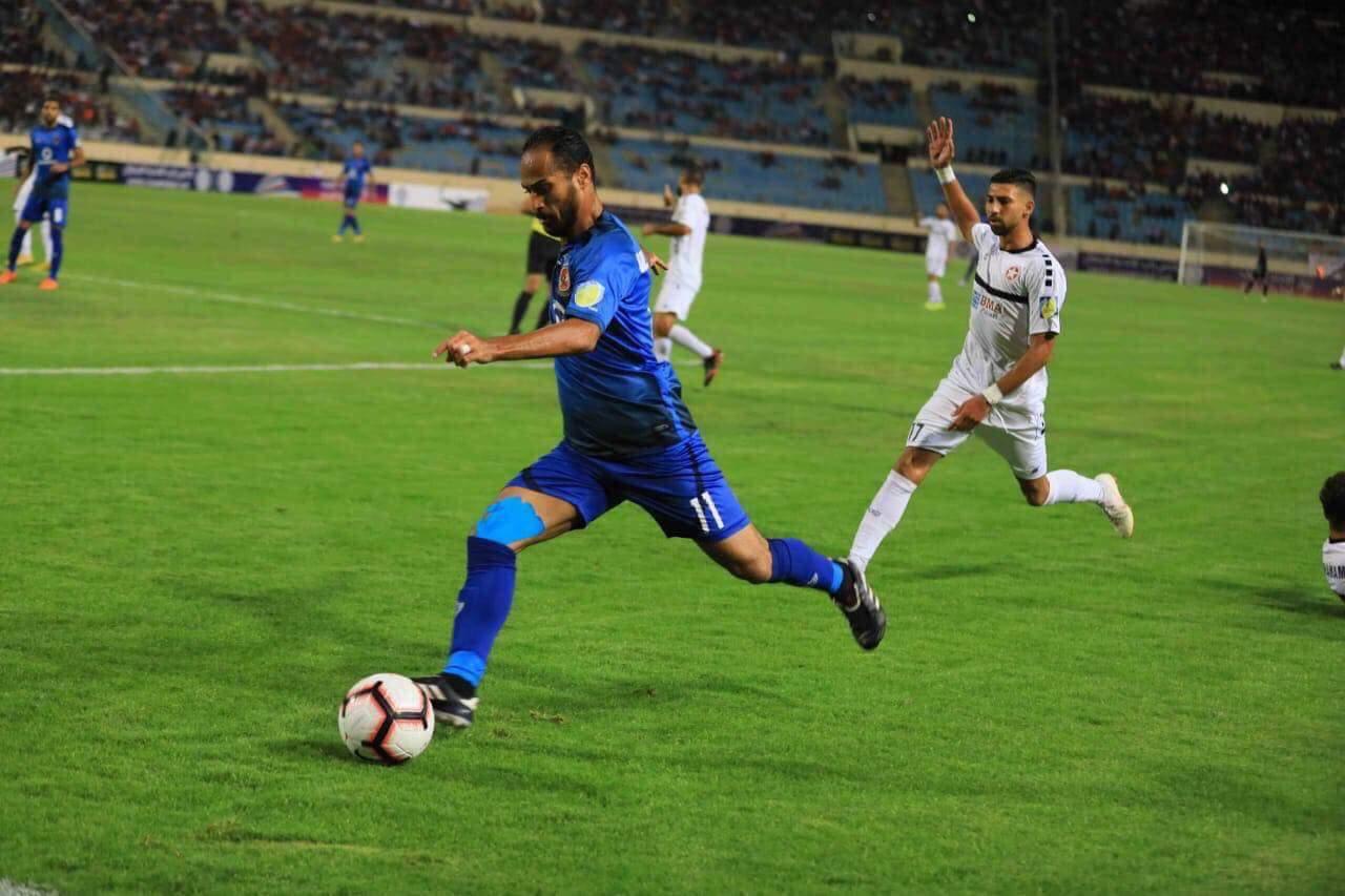 الاهلى والنجمة اللبنانى