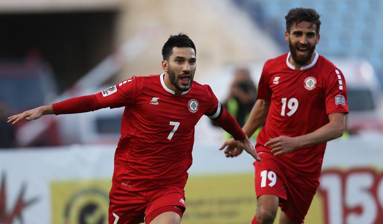 حسن معتوق لاعب النجمة اللبناني