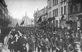 الثورة البلشفية