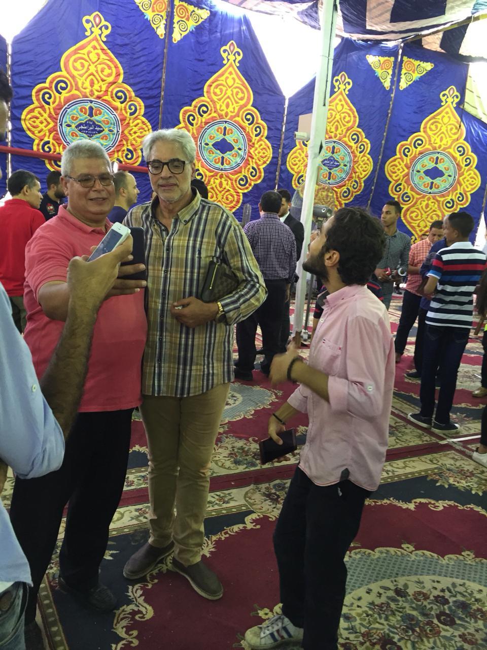 أحمد ناجى مدرب حراس المنتخب الوطنى