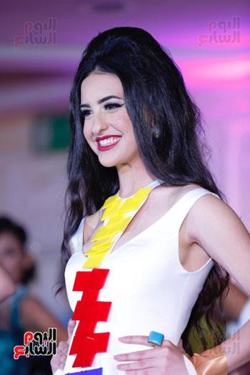 متسابقات ملكة جمال مصر (1)