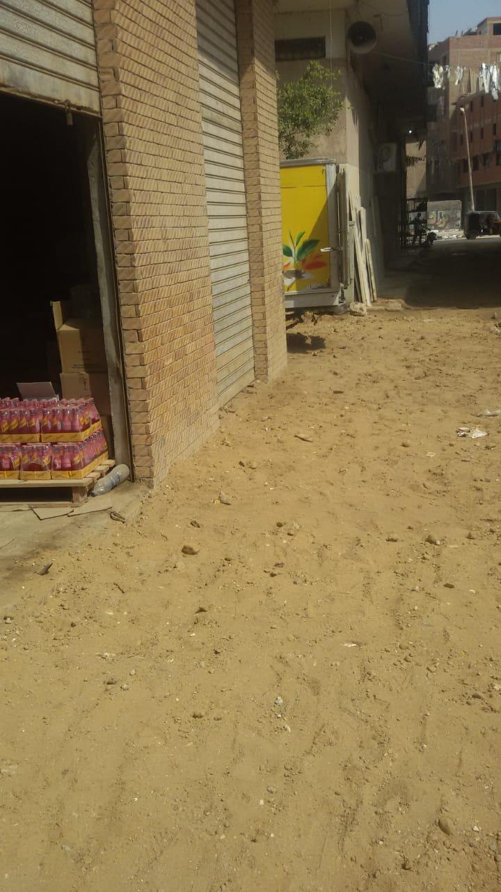 الصرف الصحى بالقاهرة ترد على شكوى منطقة القصب بالمرج (3)