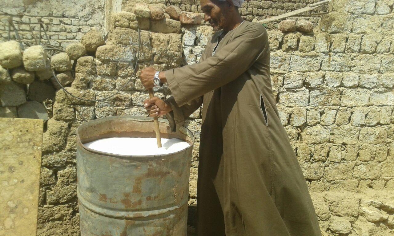 علاج 80 وحدة مصابة بالنمل الابيض فى محافظة اسوان (4)