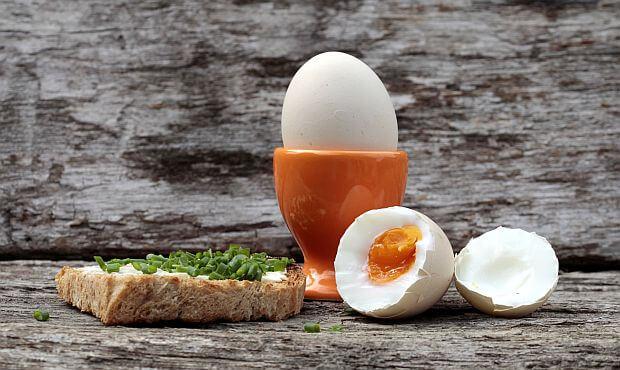 اضرار صفار البيض وارتباطه بأمراض القلب