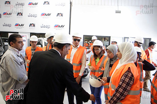 صور احتفالية الهيئة العربية للتصنيع لتكريم أوائل الثانوية العامة (2)