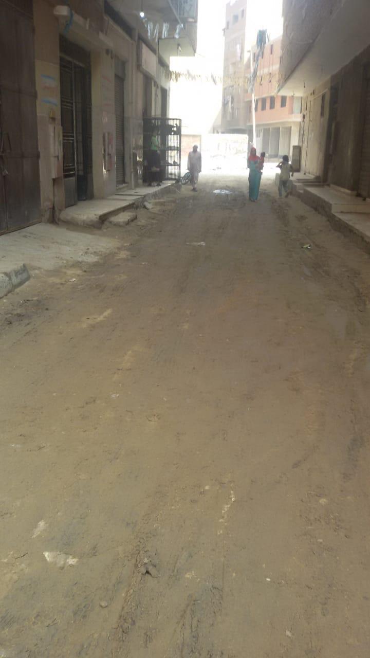 الصرف الصحى بالقاهرة ترد على شكوى منطقة القصب بالمرج (4)