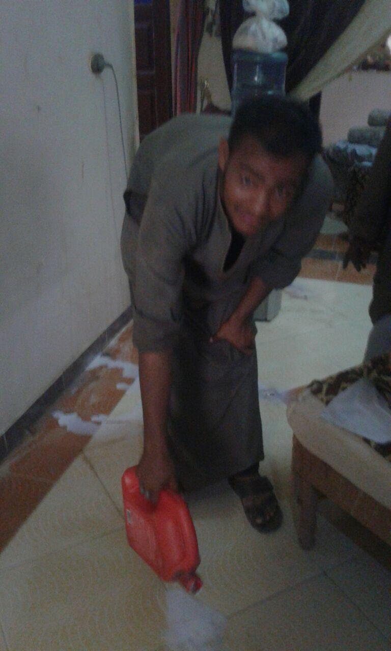 علاج 80 وحدة مصابة بالنمل الابيض فى محافظة اسوان (1)