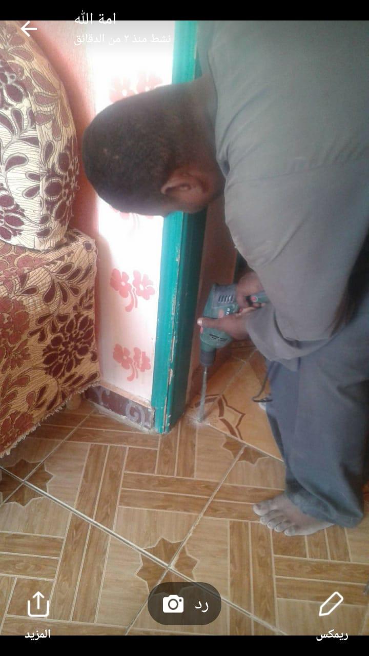 علاج 80 وحدة مصابة بالنمل الابيض فى محافظة اسوان (3)