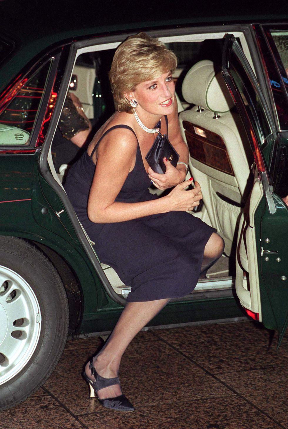 حقيبة الأميرة ديانا
