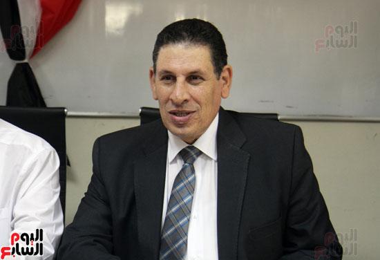 افتتاح احد الاقسام بمركز ذوى الاحتياجات الخاصة بجامعة عين شمس  (7)