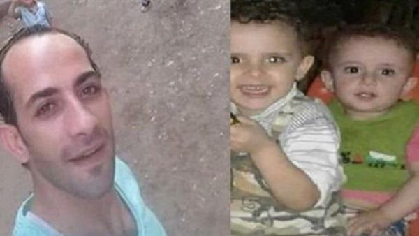 متهم ميت سلسيل والأطفال الضحايا