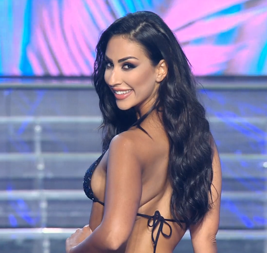 متسابقات ملكة جمال لبنان (5)