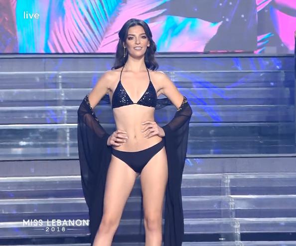 متسابقات ملكة جمال لبنان (2)