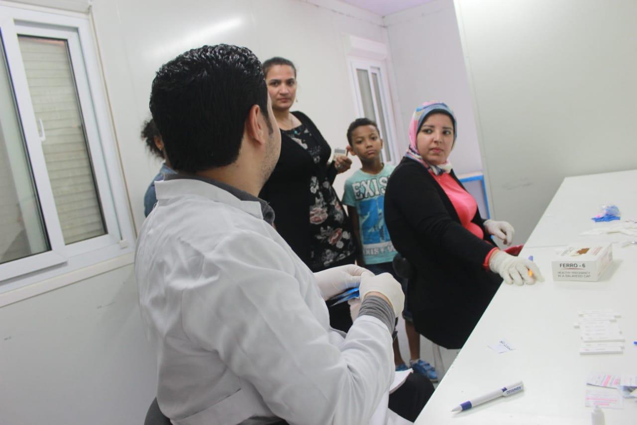المحافظات استعدت لإطلاق مبادرة السيسي للقضاء على فيروس سى (19)