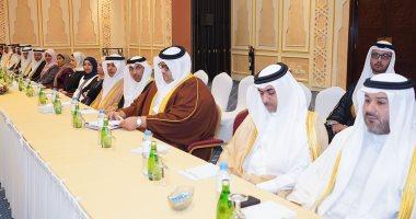 اللجنة البحرينية العمانية