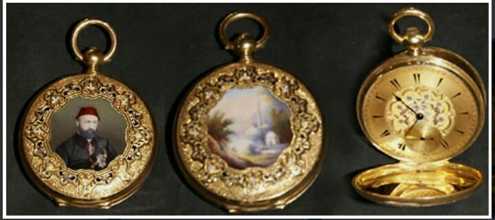 قطعة الشهر فى متحف المجوهرات الملكية
