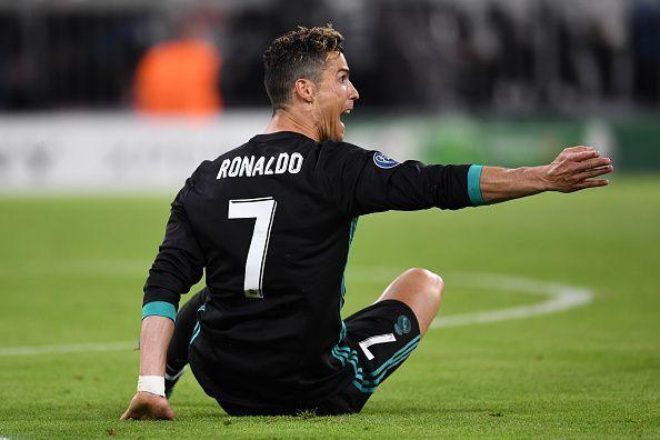 رونالدو حظى بسنوات رائعة مع ريال مدريد