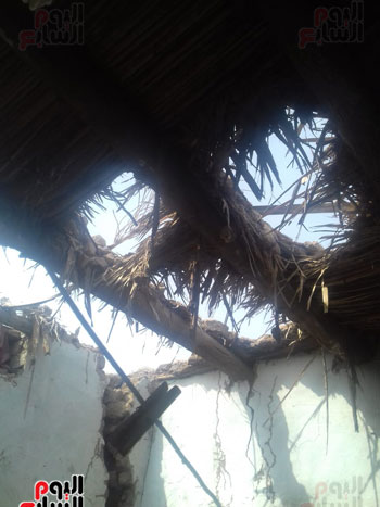 أسقف أحد المنازل