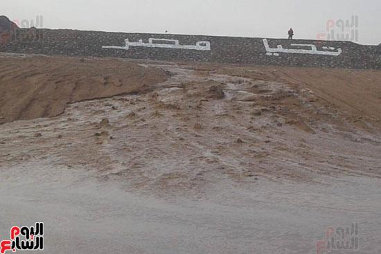 استعدادات المحافظات لمواجهة السيول (4)