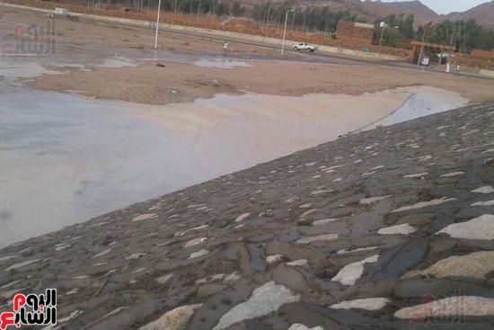 استعدادات المحافظات لمواجهة السيول (3)