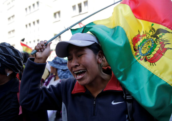 مواطنو بوليفيا