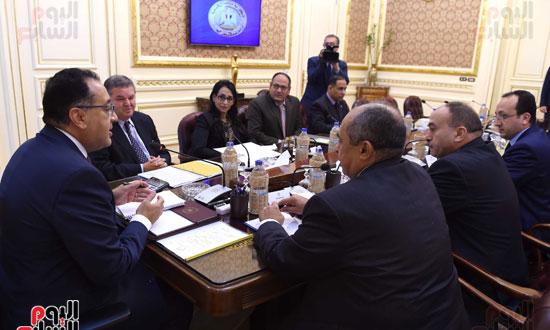 مصطفى مدبولى - رئيس مجلس الوزراء (3)
