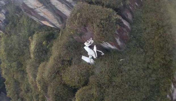 تحطم طائرة فى فنزويلا