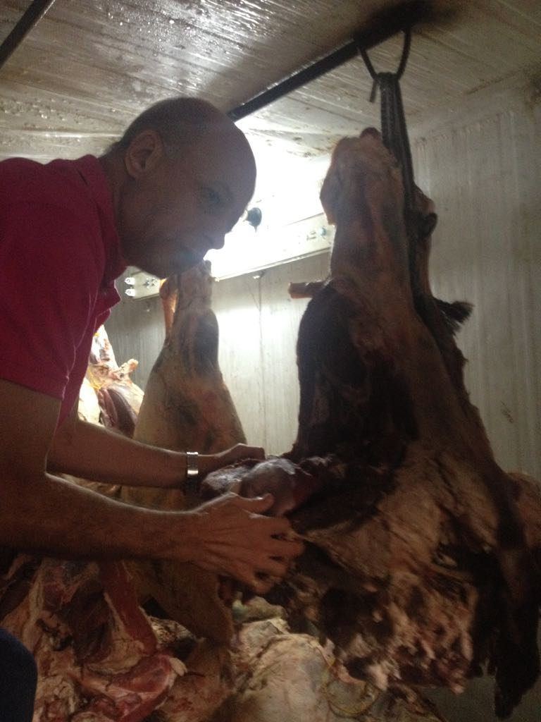 الزراعة  تواصل حرب اللحوم الفاسدة  (4)