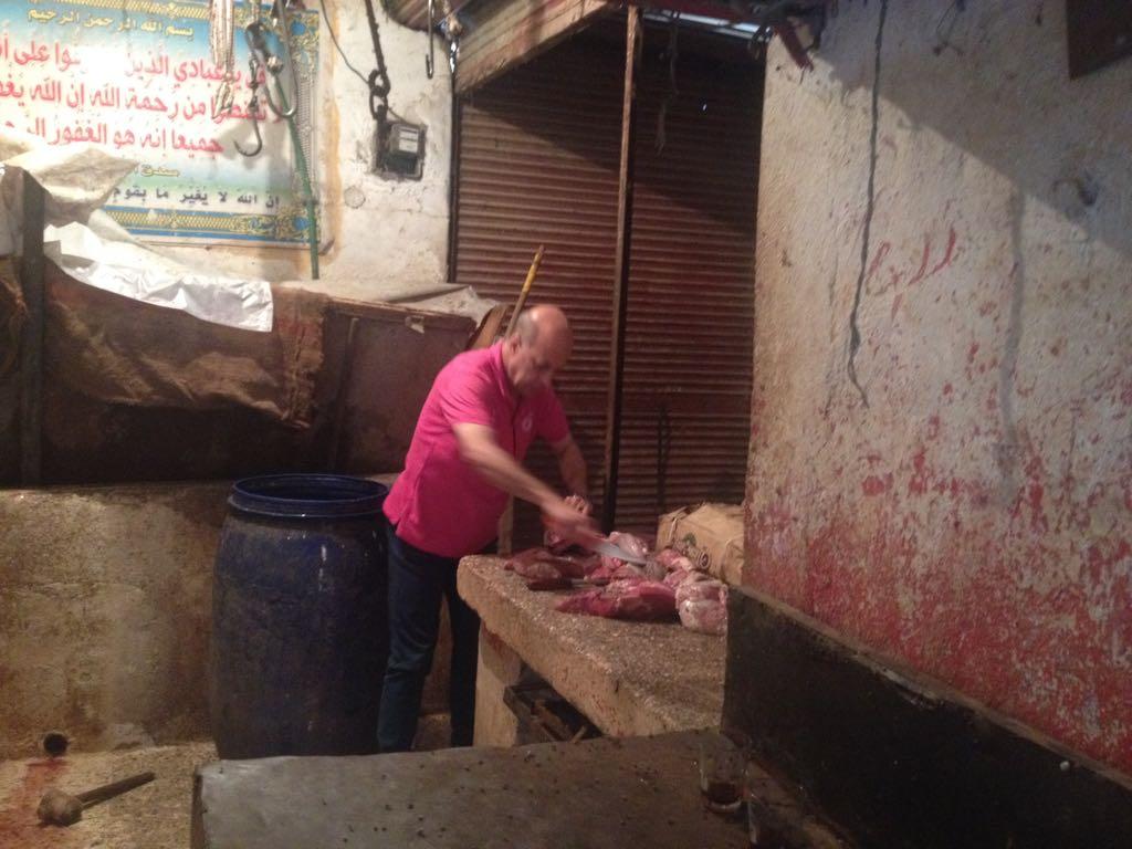 الزراعة  تواصل حرب اللحوم الفاسدة  (6)
